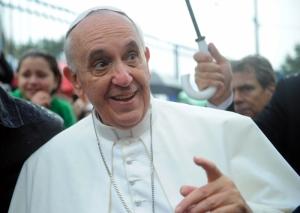 Pope Francis / Agencia Brasil