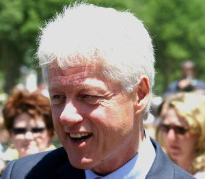 Bill Clinton/Flickr/dbking